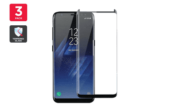 Premium Tempered Glass Screen Protector for Samsung Galaxy S8 Plus