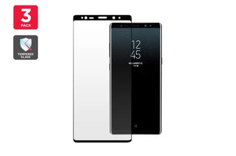 Premium 3D Tempered Glass Screen Protector for Samsung Galaxy Note 8