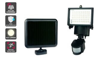 Solar Powered Motion Sensor LED Flood Light (60 LED, 600 Lumens)