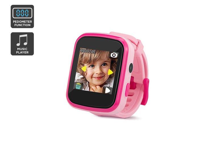 Kids' Smart Watch (Pink)