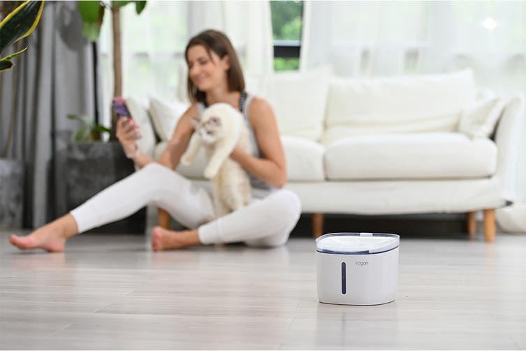 Kogan SmarterHome™ Smart Wi-Fi Pet Fountain