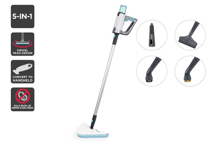 Kogan 5-in-1 Steam Mop Stick