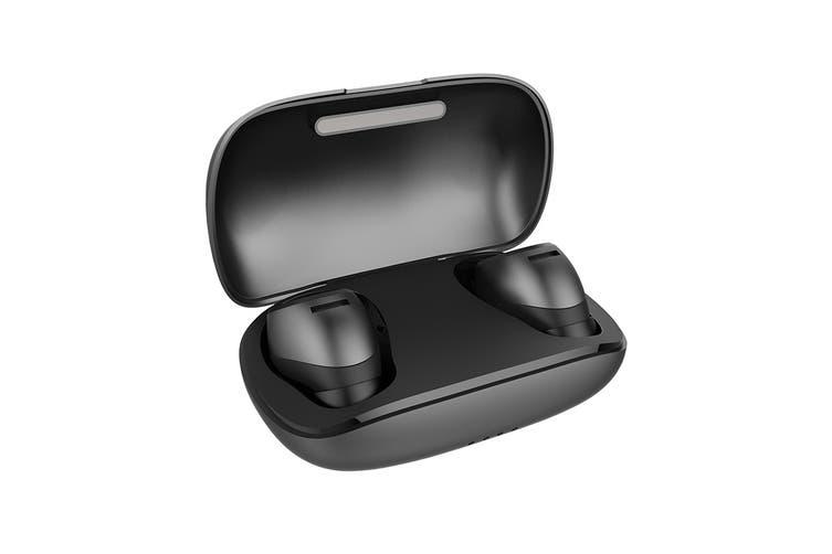 Kogan F2 True Wireless Earbuds with Metal Carry Case