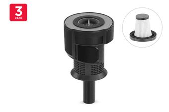 Kogan C10 Pro Cordless 29.6V Stick Vacuum Filter (3 Pack)