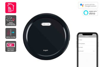 Kogan SmarterHome™ G20 Smart Robot Vacuum Cleaner with Mopping Function