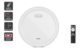 Kogan UltraClean G20 Robot Vacuum with Mopping Function