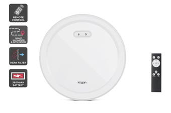 Kogan UltraClean G20 Robot Vacuum Cleaner with Mopping Function