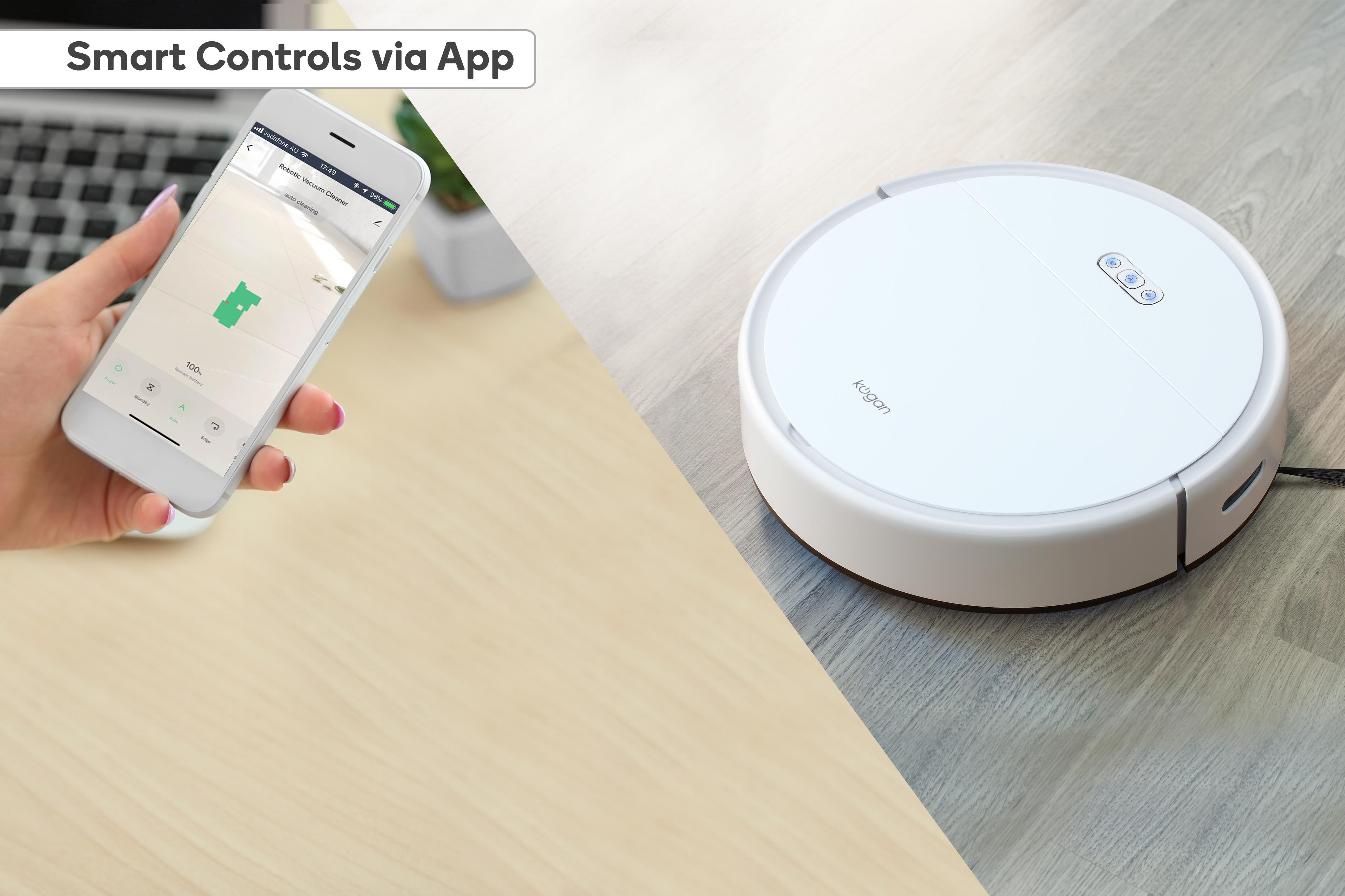 Smart Controls via App