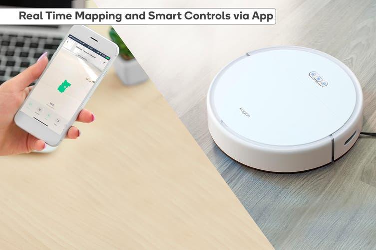 Kogan SmarterHome™ G60 Robot Vacuum Cleaner with Mopping Function
