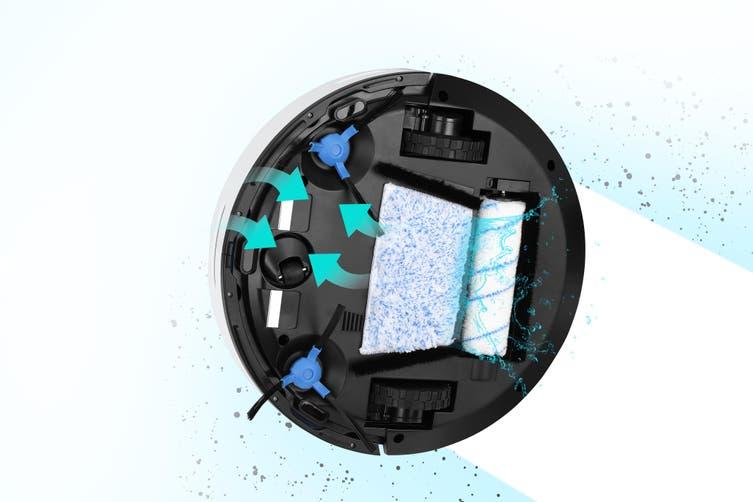 Kogan SmarterHome™ G60 Robot Vacuum with Mopping Function