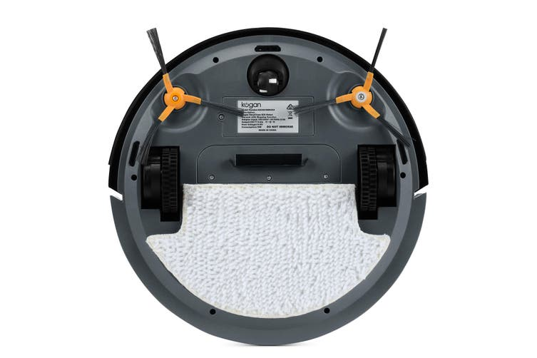 Kogan EasyClean R20 Robot Vacuum with Mopping Function