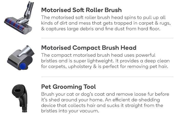 Brush Attachments