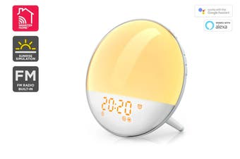 Kogan SmarterHome™ Smart Sleep Aid & Wake Up Light 2S