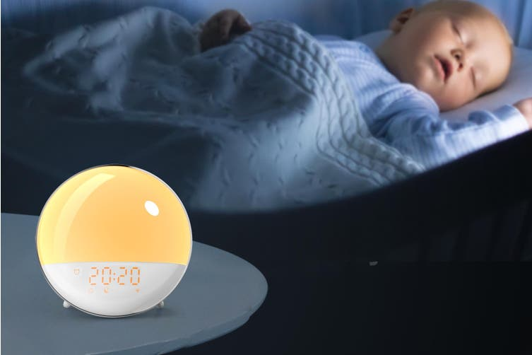 Kogan SmarterHome™ Smart Sleep Aid & Wake Up Light 2S
