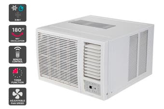 Kogan 2.6kW Window Type Air Conditioner (9000 BTU, Reverse Cycle)