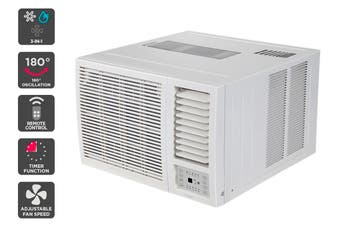 Kogan 4.1kW Window Type Air Conditioner (13000 BTU, Reverse Cycle)