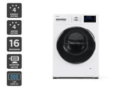 Kogan 8kg Series 9 Front Load Inverter Washing Machine