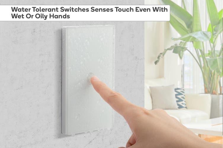 Kogan SmarterHome™ Smart Touch Light 1 Switch Gang