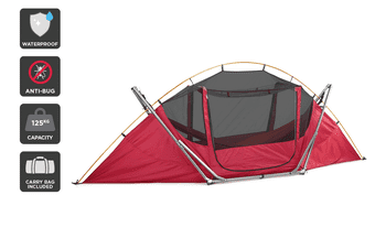 Komodo Freestanding Hammock Tent with Carry Case