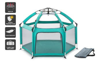 Komodo Indoor Outdoor Kids Playpen Instant Set Up