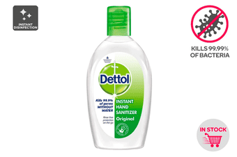 Dettol Instant Hand Sanitiser (50ml)