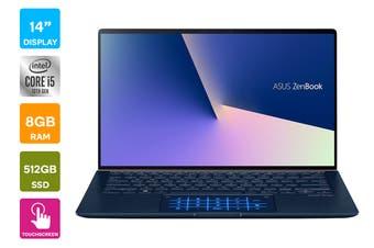 """ASUS 14"""" Core i5-10210U 8GB RAM 512GB SSD W10Pro Laptop (UX433FAC-AI217R)"""