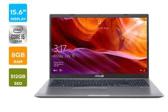 """ASUS 15.6"""" X509 Core i5-1035G1 8GB RAM 512GB SSD Win10 PRO Laptop (X509JA-EJ159R)"""