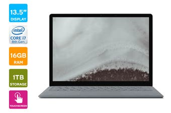 Microsoft Surface Laptop 2 (1TB, i7, 16GB RAM, Platinum) - AU/NZ Model