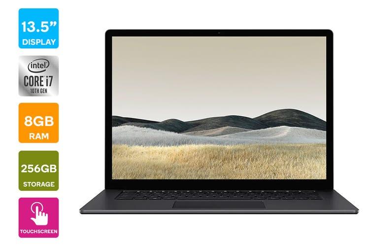 "Microsoft Surface Laptop 3 13.5"" (256GB, i5, 8GB RAM, Black) - AU/NZ Model"