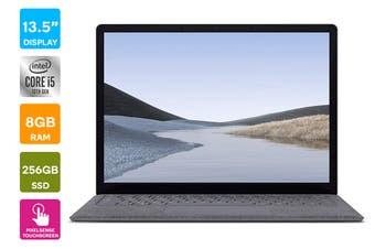 "Microsoft Surface Laptop 3 13.5"" (256GB, i5, 8GB RAM, Platinum Alcantara) - AU/NZ Model"