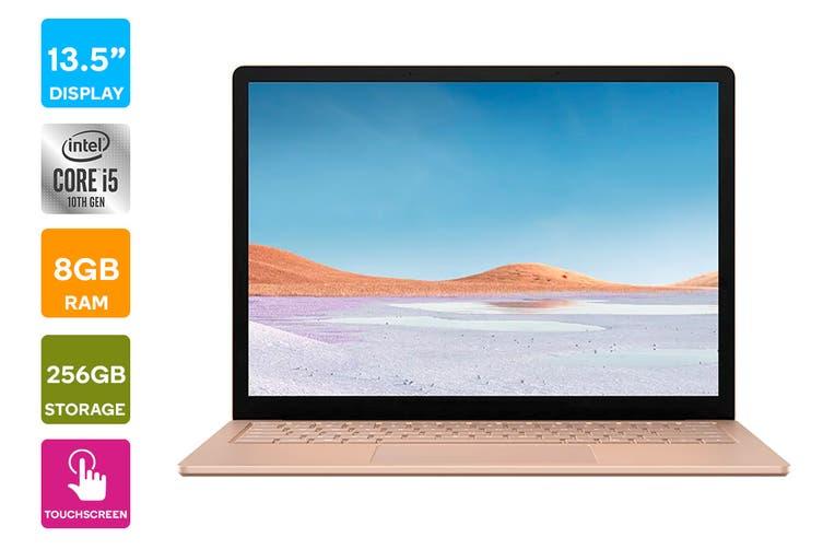 "Microsoft Surface Laptop 3 13.5"" (256GB, i5, 8GB RAM, Sandstone) - AU/NZ Model"