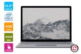 Refurbished Microsoft Surface Laptop Gen 1 (256GB, i5, 8GB RAM) - Refurbished