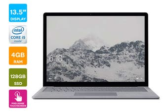 Microsoft Surface Laptop 5th Gen (128GB, i5, 4GB RAM)