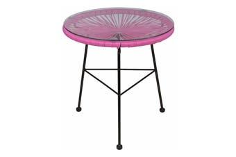 Matt Blatt Acapulco Table Replica (Pink)