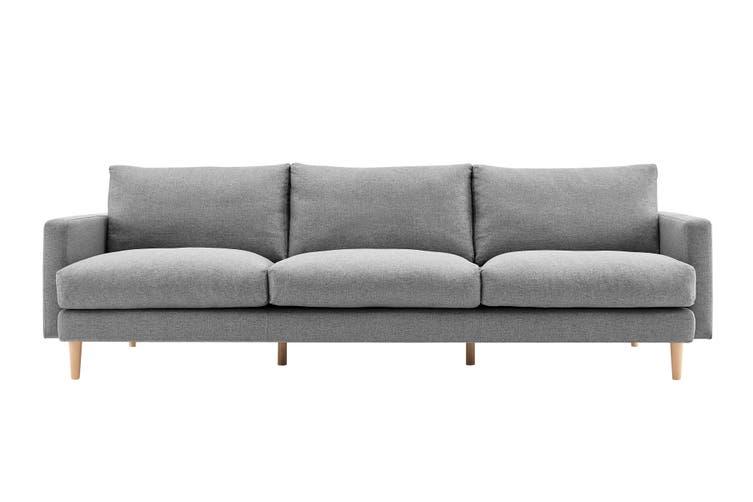 Matt Blatt Bahama 3 Seater Sofa (Grey)