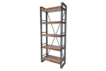 Matt Blatt Dalton Industrial Bookshelf