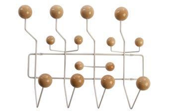 Matt Blatt Replica Eames Hang-It-All (Beige)