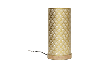 Matt Blatt Flora Table Lamp