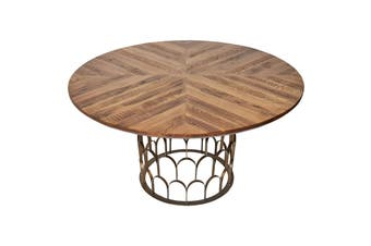 Matt Blatt Gatsby Round Dining Table