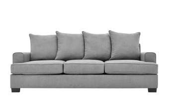 Matt Blatt Bahama 3 Seater Sofa (Grey)