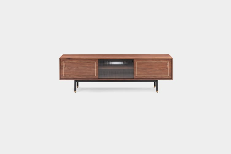 Matt Blatt Kallan Entertainment Unit (Walnut)