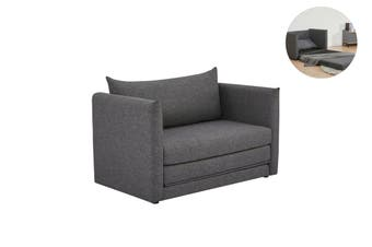 Matt Blatt Lottie Sofa Bed (Dark Grey Fabric)