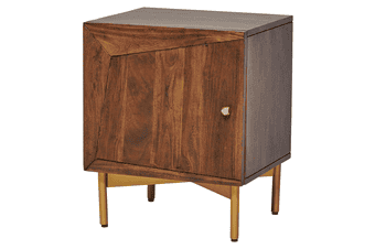 Matt Blatt Philippa Bedside Table