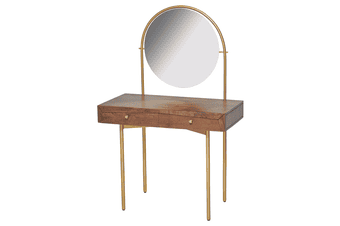 Matt Blatt Philippa Console Table with Mirror