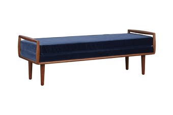Matt Blatt Ryker Ottoman Bench (Cotton Navy)
