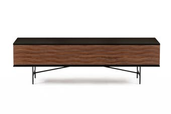 Matt Blatt Swell Entertainment Unit (Walnut)
