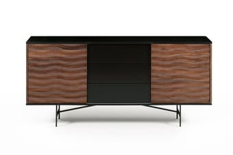 Matt Blatt Swell Sideboard (Walnut)