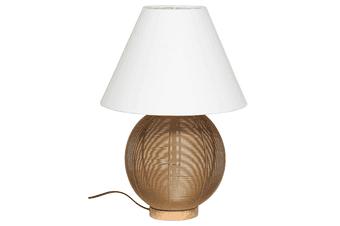 Matt Blatt Takayama Spherical Table Lamp