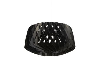 Matt Blatt Tuukka Halonen Pilke Wide Pendant Light - Replica (Black)