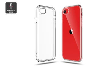 Ultra Slim Clear Case Cover for iPhone SE 2020